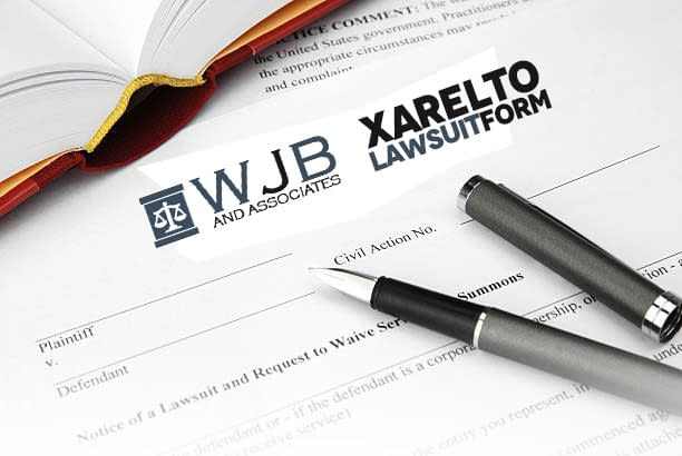 xarelot-lawsuit form