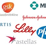 The Top 10 global, Pharmaceutical Companies.