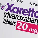 Xarelto – the blood thinner that makes you keep on bleeding.