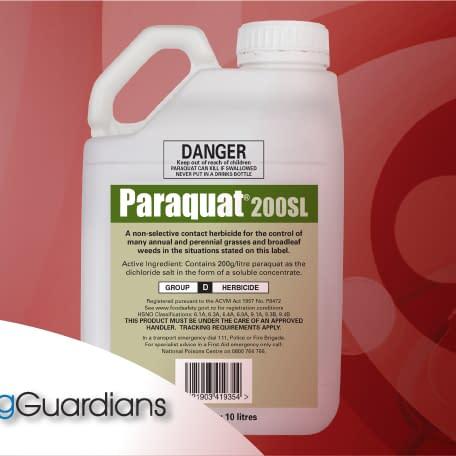 paraquat herbicide