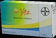 yaz pills